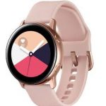 SAMSUNG Galaxy Watch Active- roz