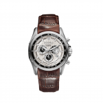 Ceas Roamer Barbati Rockshell Mark III Brown Leather Strap 220837 41 15 02