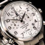 cadran Ceas Bulova Precisionist 96B183 Wilton Cronograf