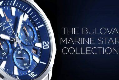 Bulova Marine Star 98B163