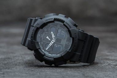 Ceas Casio G-Shock GA100–1A1ER