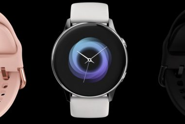 Smartwatch Galaxy Watch Active
