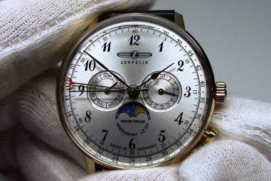 Ceasuri barbatesti Zeppelin