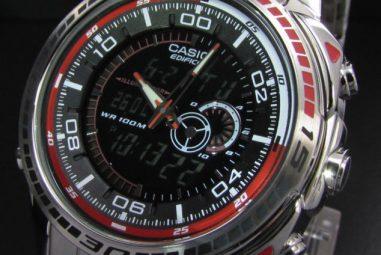 Casio Edifice EFA-121D-1AVDR